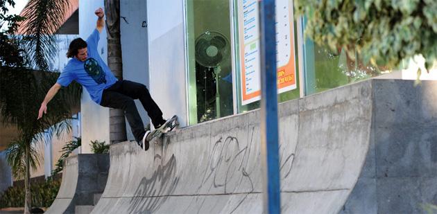 SLAP Magazine: Nike Skateboarding does MEX