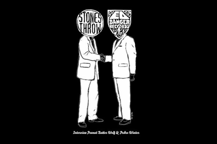 Stones Throw Records Meets Ed Banger Records Interview
