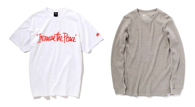Stussy Japan 2009 Spring/Summer February Releases