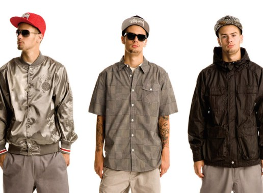 Stussy 2009 Spring Lookbook