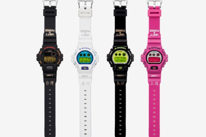 Subcrew x Casio G-Shock Watches