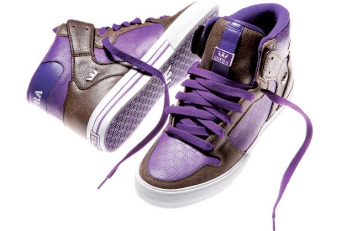 Supra 2009 Spring/Summer Footwear