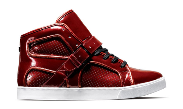 "Supra NS ""Burgundy"" Collection"