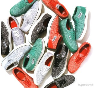 Supreme x Vans 2009 Spring Collection