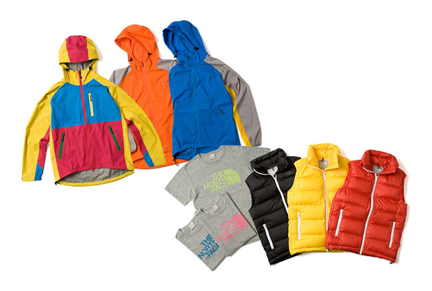 Taylor Design x The North Face 2009 Spring/Summer Collection