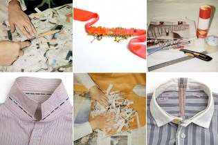 The Guardian: Make Your Own Paul Smith Shirt