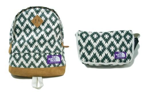 The North Face Purple Label Backpack & Messenger Bag