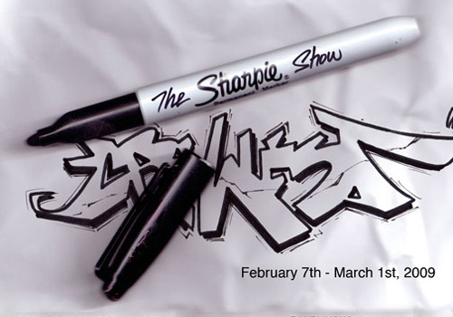 The Sharpie Show