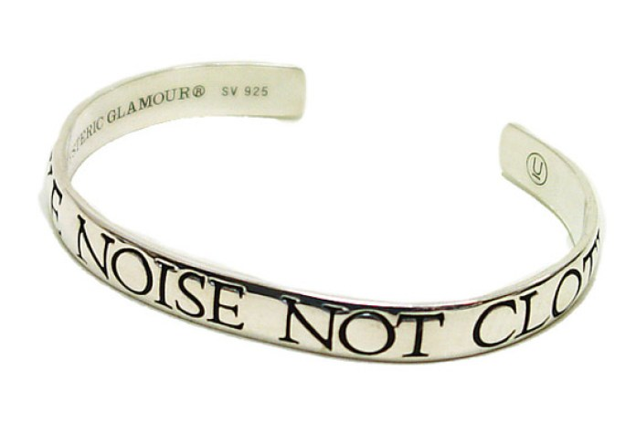 """Undercover x Hysteric Glamour """"Song for Wrist"""" Bracelet"""