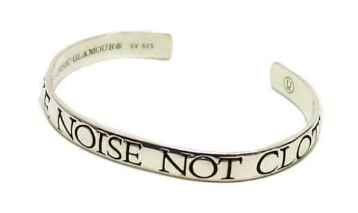 "Undercover x Hysteric Glamour ""Song for Wrist"" Bracelet"