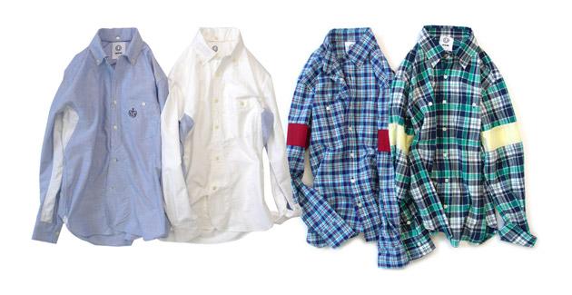 Untold 2009 Spring/Summer Collection Madras | Sigma Round BD Shirt