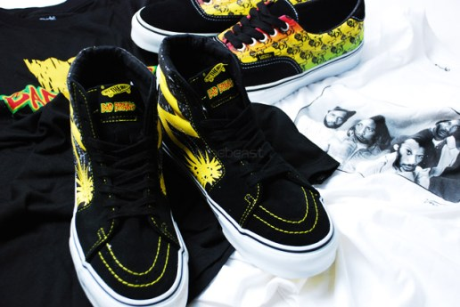 Bad Brains x Vans 2009 Spring/Summer Collection