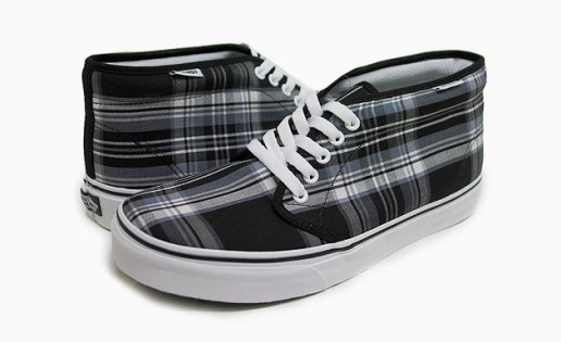 Vans Kingdom Plaid Pack