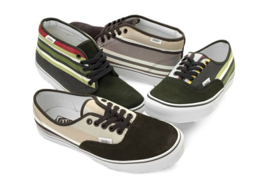Vans 2009 Spring/Summer Striped Pack