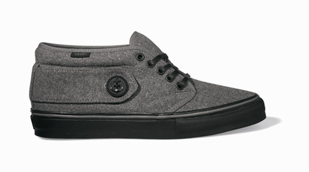 "Vans Vault 2009 Fall/Winter ""Peacoat"" Chukka"
