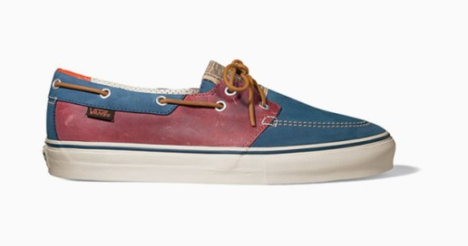 Vans Vault 2009 Fall/Winter Del Barco Low