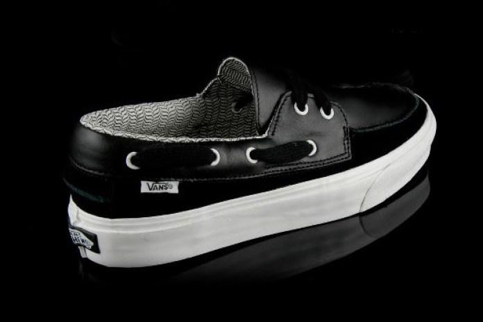 Vans Zapato Del Barco