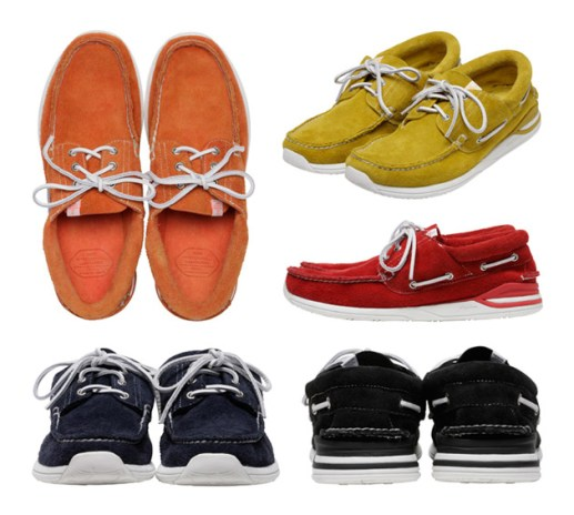 Visvim Folk 2009 Spring/Summer Hockney Collection