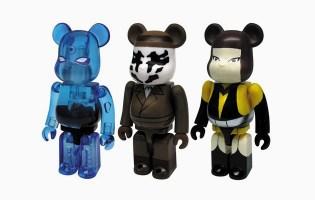 Watchmen x Medicom Toy Bearbrick 3-Pack