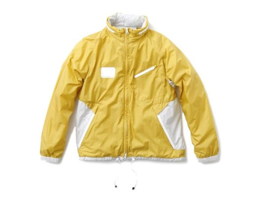 White Mountaineering Nylon Rip Air Blouson