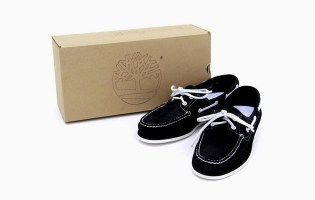 White Mountaineering x Timberland Boat Shoes