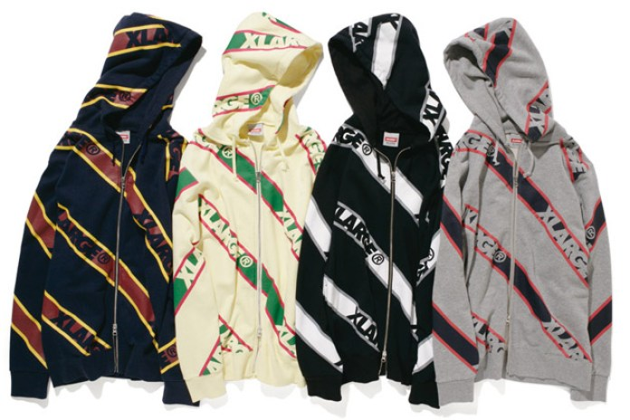 XLarge 2009 Spring Regiment Hoody & T-Shirts