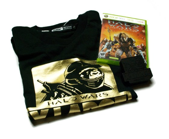 XLarge x XBOX 360 Halo Wars Pack