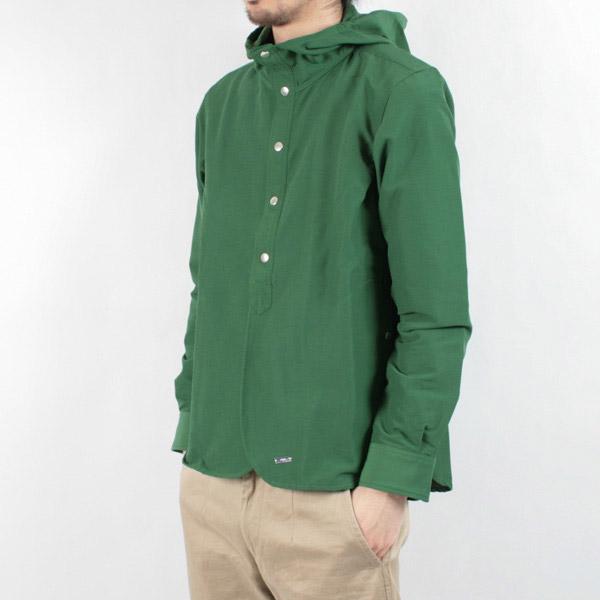 Yaeca 60/40 Hooded Shirt