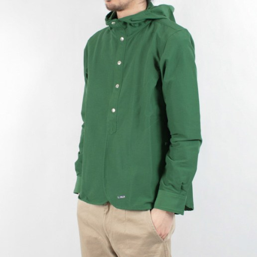 Yaeca 60/40 Hooded Shirt