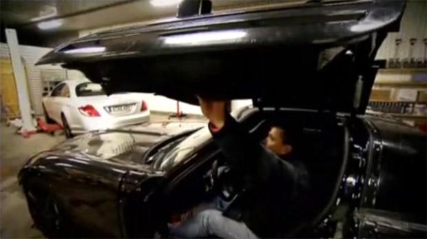 2010 Mercedes SLS AMG Gullwing Promo Video
