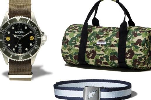 A Bathing Ape Accessories 2009 March Releases