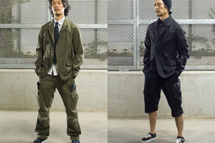 Acronym 2009 Spring/Summer Collection