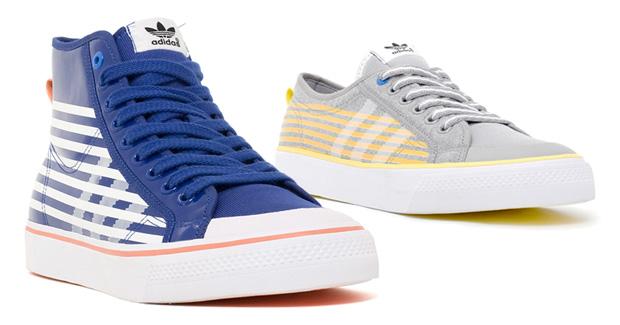 adidas Consortium Nizza Hi and Lo