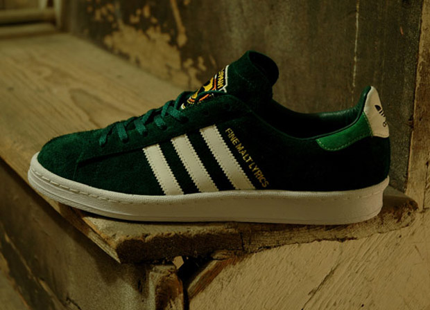 House of Pain x adidas Originals Campus 80