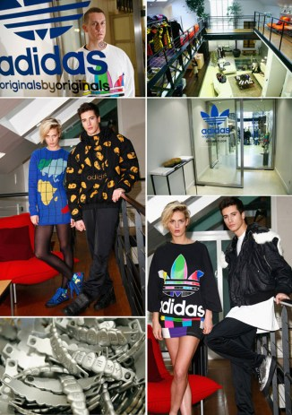 adidas Originals by Originals 2009 Fall/Winter Collection Jeremy Scott Preview