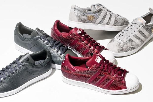 adidas Originals Snakeskin Pack