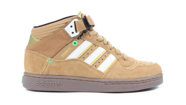 adidas Skateboarding Tim O'Connor Mid