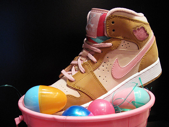 Air Jordan 1 Hare Easter Pack