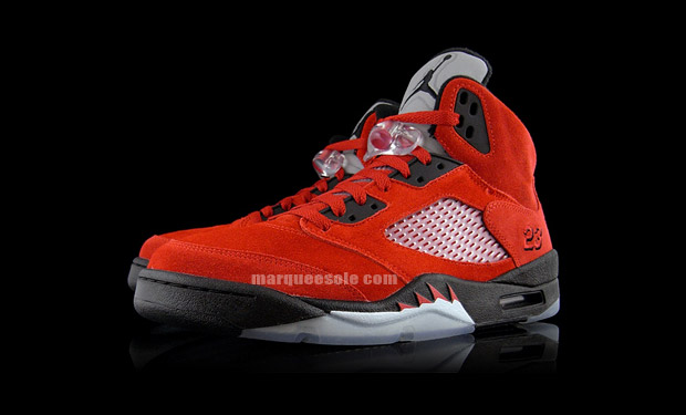 "Air Jordan V ""Raging Bull"" Pack"