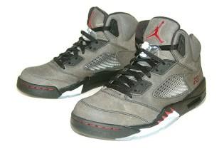 """Air Jordan V """"Raging Bull"""" 3M Colorway"""