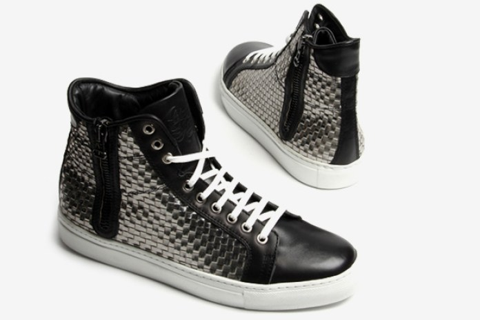 Alejandro Ingelmo Woven High Top