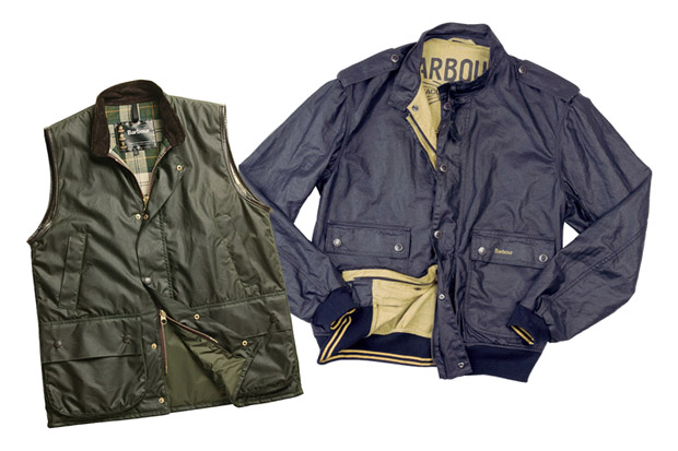 Barbour 2009 Spring Outerwear