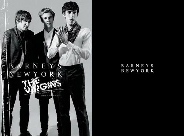 Barneys New York 2009 Spring starring The Virgins