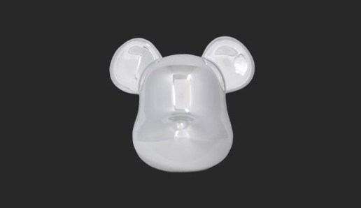 Medicom Toy Bearbrick Paper Weight