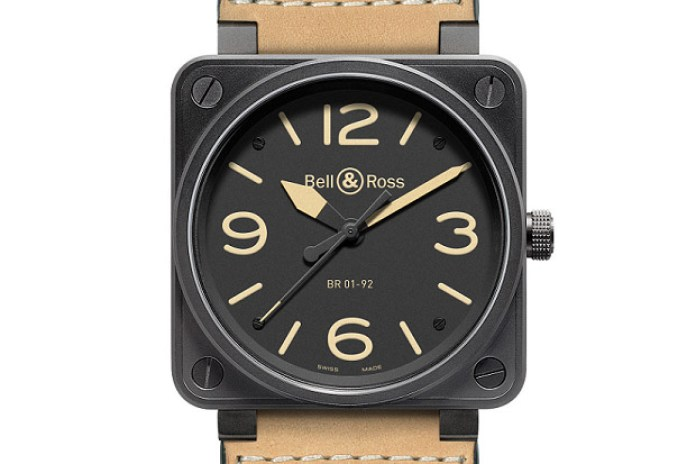 Bell & Ross Instrument BR Heritage Watch