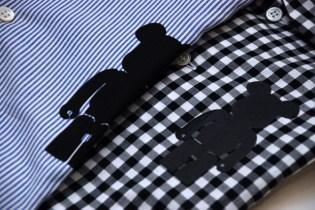 COMME des GARCONS BLACK x Bearbrick Tee | Shirt Collection