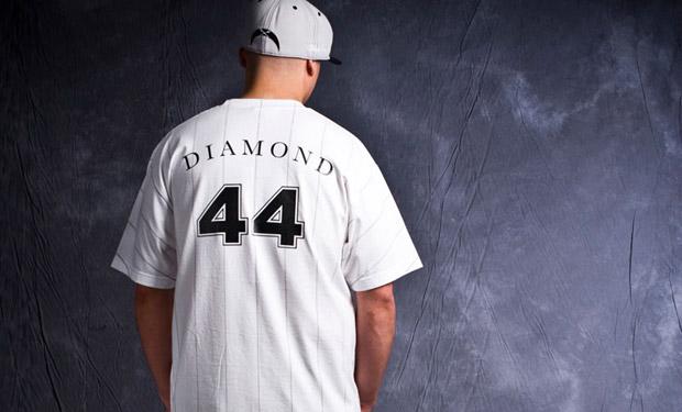 "Black Scale X Diamond Supply Co. ""Black Diamond"" T-Shirt"