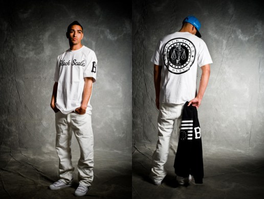 Black Scale Season VI Lookbook