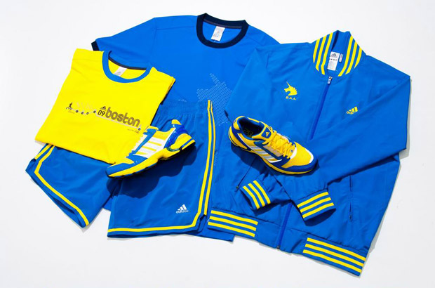 Boston Marathon x adidas ZX 8000 20th Anniversary