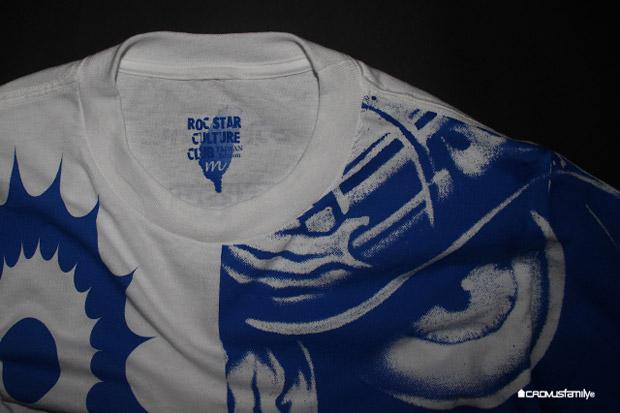 """BRAiNCHiLD x ROC STAR """"DEXPISTOLS"""" x DJ Mykal T-shirt & Mixtape Pack"""